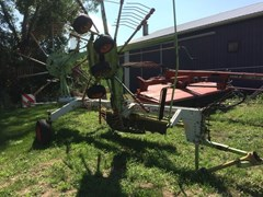 Hay Rake For Sale:  1999 Claas 1550