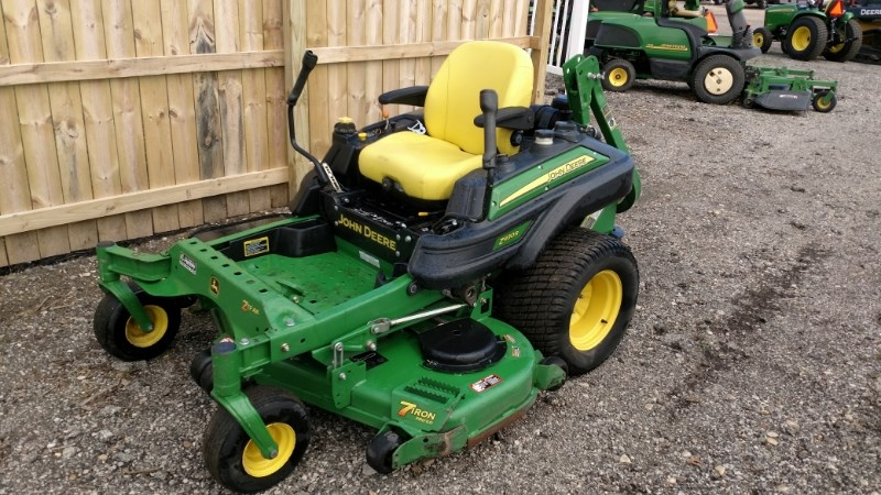 2013 John Deere Z930R Zero Turn Mower For Sale