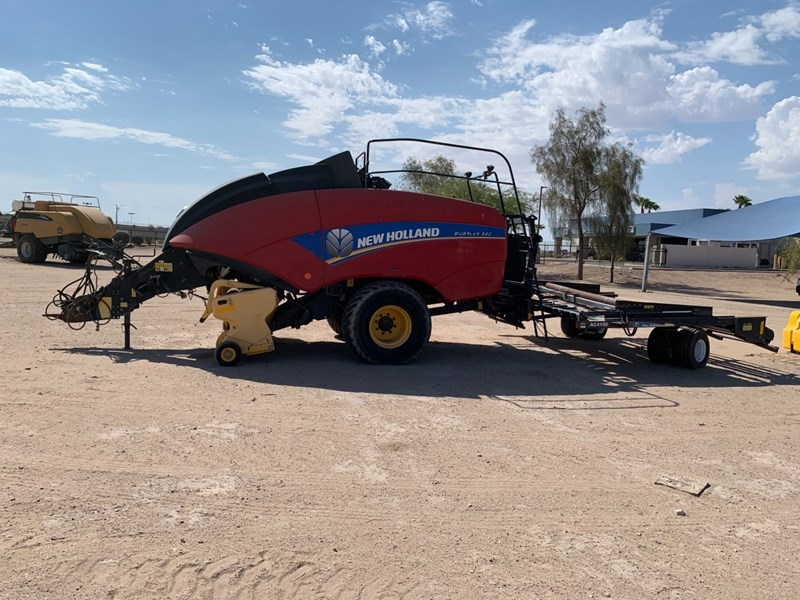 2014 New Holland BIGBALER 340 Baler-Big Square For Sale