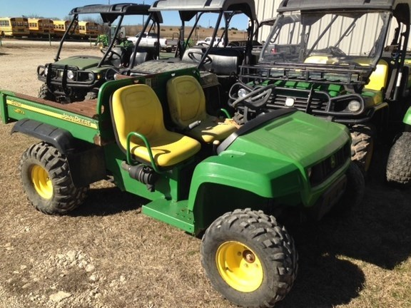 2006 John Deere TX 4X2 Utility Vehicle For Sale