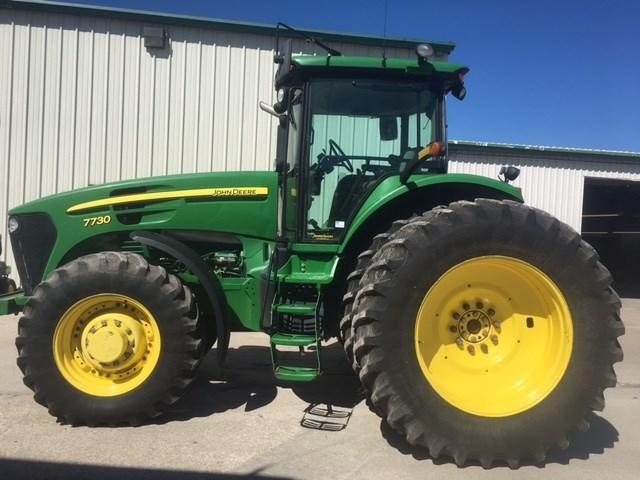 2008 John Deere 7730 Tractor For Sale