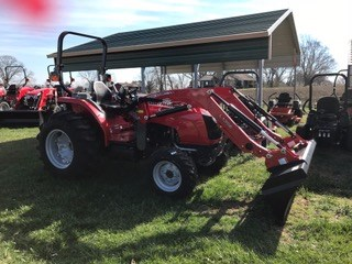 Massey Ferguson 2706E Tractor For Sale