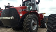 Tractor For Sale 2014 Case IH STEIGER 580 HD , 580 HP