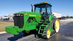 Tractor For Sale 1997 John Deere 8200T , 180 HP