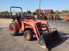 Tractor For Sale:  1997 Kioti LB1914