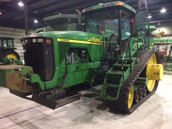 2000 John Deere 8410T Tractor For Sale