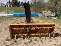 Snow Blower For Sale:   Lorenz 834