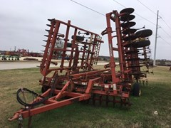 Field Cultivator For Sale:  Krause 6150