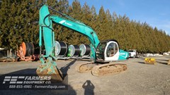 Excavator-Track For Sale 1995 Kobelco SK200LC