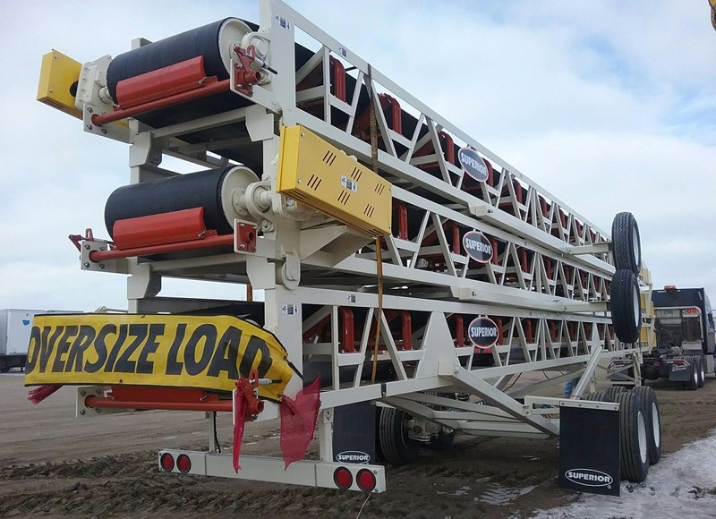 2017 Superior 36X60STSS-TRL Conveyor - Transfer For Sale