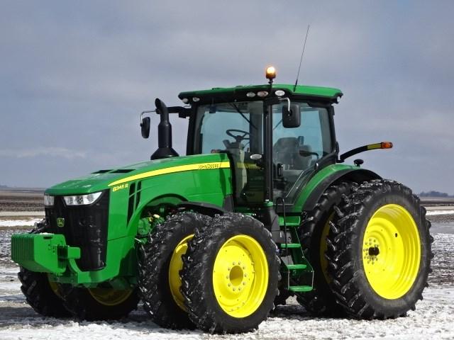 2016 John Deere 8345R Tractor For Sale