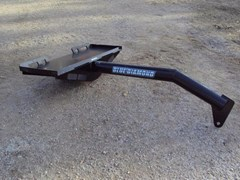 Skid Steer Attachment For Sale:  Blue Diamond Quick attach boom pole for a skid steer or tractor