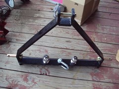 Misc. Ag For Sale:  Other 3pt trailer hitch with shackle (NEW)