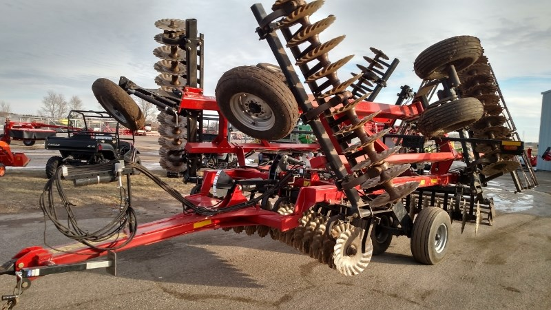 2016 Case IH 335 25'B Disk Harrow For Sale