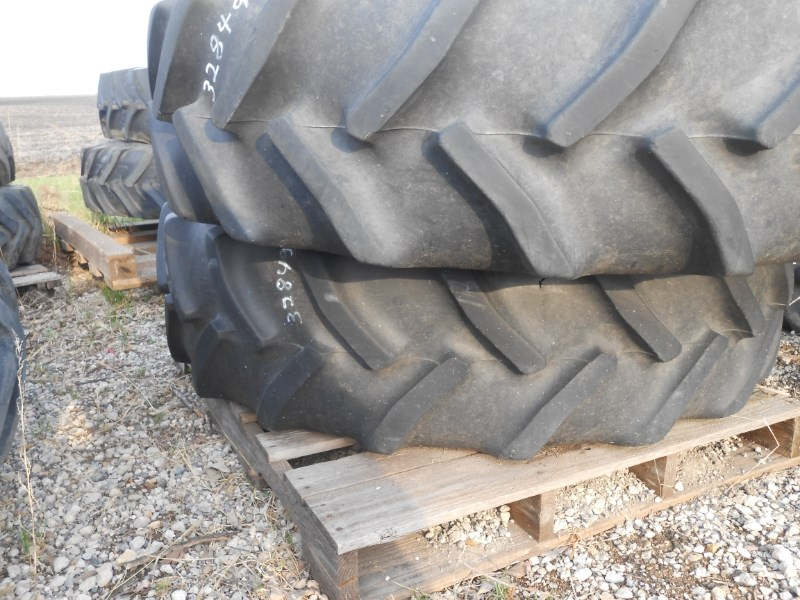 Goodyear 380/85R34 Wheels and Tires For Sale