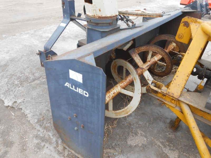 Allied UNKNOWN Snow Blower For Sale