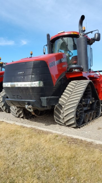 2014 Case IH 600 QUAD Tractor For Sale