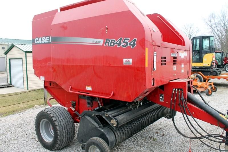 2013 Case IH RB454 Baler-Round For Sale