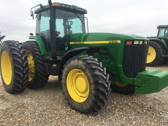 1998 John Deere 8400 Tractor For Sale