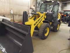 Wheel Loader For Sale New Holland W50