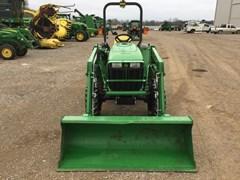 Tractor For Sale:  2013 John Deere 3038E , 37 HP