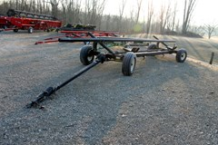 Header Trailer For Sale 2013 Horst Welding 4 Wheel Steer