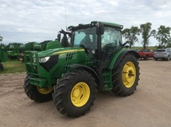 Tractor For Sale 2013 John Deere 6125R , 125 HP