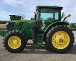 Tractor For Sale: 2014 John Deere 6150R, 150 HP