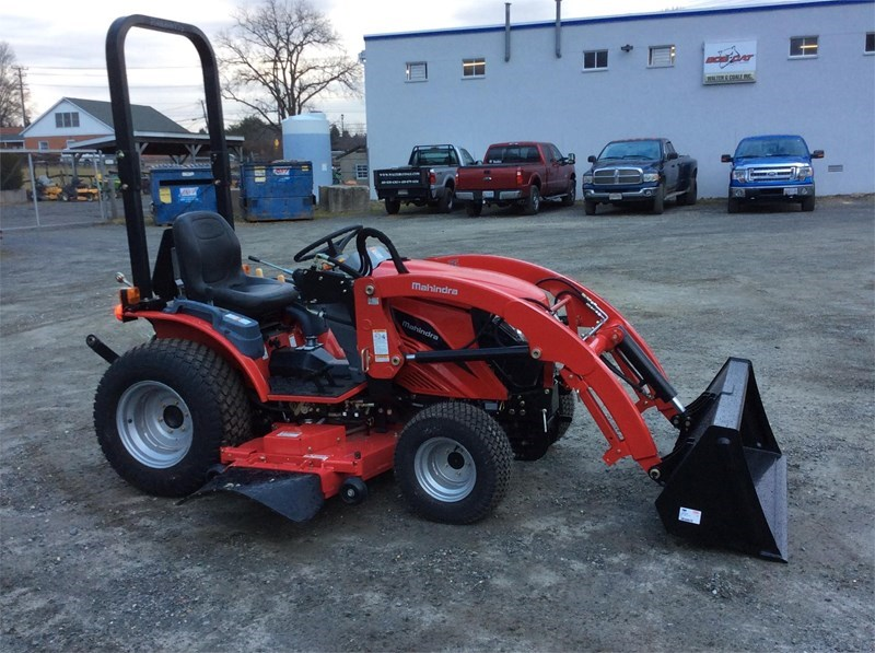 2015 Mahindra EMAX 25 HST Tractor For Sale