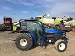 Tractor For Sale 2008 New Holland TN95FA , 95 HP