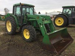 Tractor For Sale 1998 John Deere 6410 , 104 HP