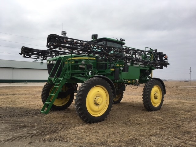 2013 John Deere 4730 Sprayer-Self Propelled For Sale