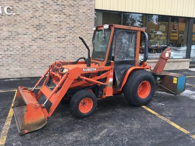 Kubota B2150HST Tractor For Sale