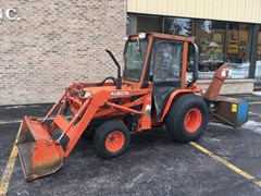 Tractor For Sale:   Kubota B2150HST