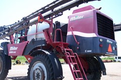 Sprayer-Self Propelled  2014 Miller NITRO 5300