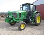 Tractor For Sale: 2009 John Deere 7130, 100 HP