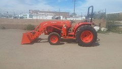 Tractor :  Kubota L4701DT