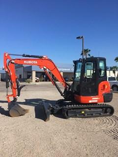 Excavator-Track :  Kubota KX040-4R3T