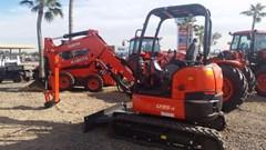 Excavator-Track :  Kubota U35