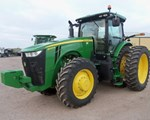 Tractor For Sale: 2015 John Deere 8245R, 245 HP