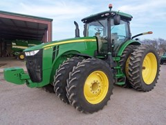 Tractor For Sale:  2014 John Deere 8295R , 295 HP