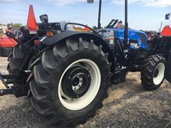 Tractor  2017 New Holland T4.100F , 98 HP