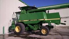 Combine For Sale 1990 John Deere 9600