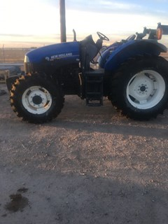 Tractor For Sale:  2014 New Holland TS6.110 4WD