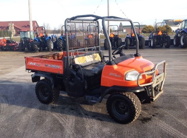 2005 Kubota RTV900W-H Utility Vehicle For Sale