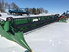 Header-Auger/Flex For Sale:  2006 John Deere 630F
