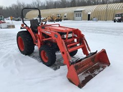 Tractor For Sale:   Kubota L3010