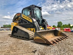Skid Steer-Track For Sale 2012 New Holland C238 , 90 HP