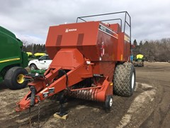 Baler-Square For Sale:  2004 Hesston 4910