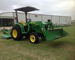 Tractor For Sale: 2013 John Deere 3032E, 31 HP